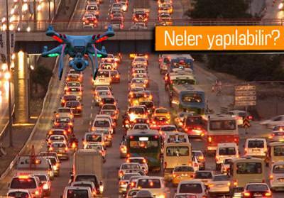 İstanbul Trafiğine teknolojik çözüm önerileri